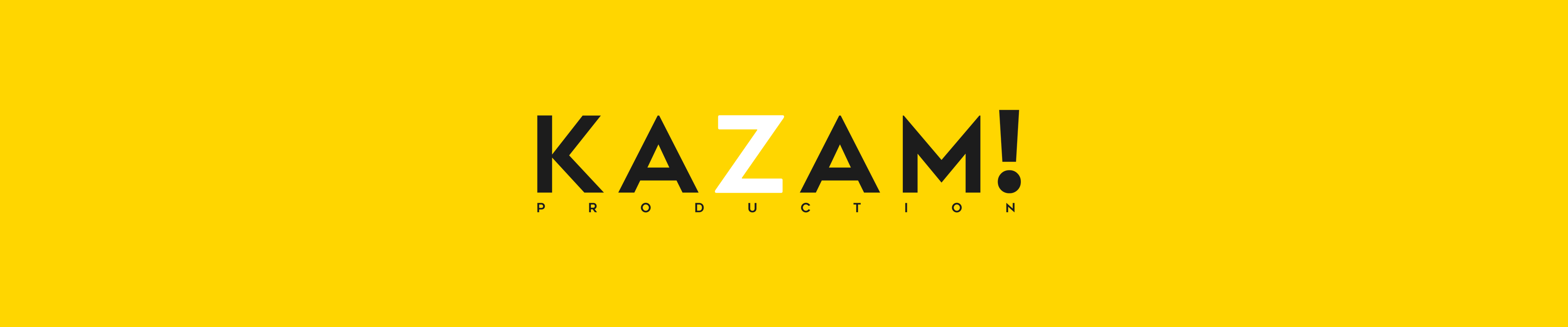 Kazam! Production