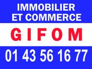 Gifom - Immobilier et commerces